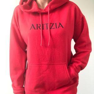 Aritzia TNA hooded sweatshirt / hoodie